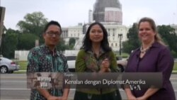 Kenalan dengan Diplomat Amerika (3)