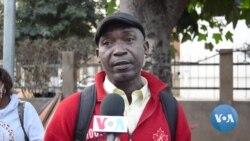 Vox Pop: O que pensam os residentes de Maputo sobre o comportamento de Ndambi Guebuza?