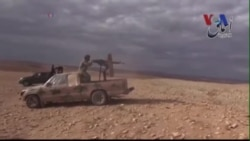 Một thị trấn ở Syria bị nhóm IS bao vây