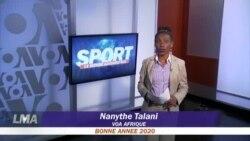 L'actualité sportive du 1 janvier 2020