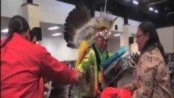 平原勇士:科曼切人保持民族自豪感