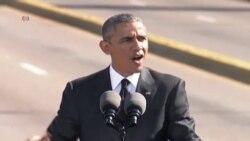 Obama aadhimisha miaka 50 ya maandamano ya Selma