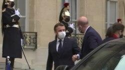Rais Macron ajitenga kudhibiti maambukizi ya COVID-19