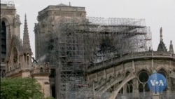 Fire Causes Massive Damage to Notre Dame Cathedral in Paris