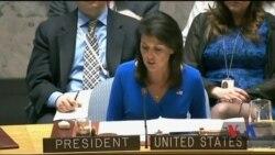 Члени Радбезу ООН засудили трагедію в Сирії. Відео