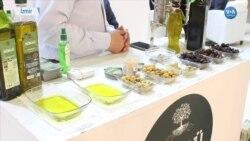 Türk Zeytinyağına Fuar Dopingi