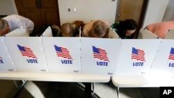 Arhiva - Glasanje u okrugu Medison, 6. novembra 2018.