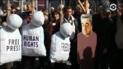 Отставка Сержа Саргсяна: демократия наступает, а не отступает