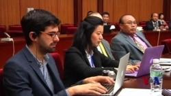 朝鲜举行可持续发展国际会议