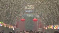 中国民众春节回归老祖宗传统