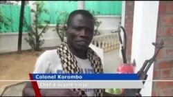 Réactions du colonel Korombo (vidéo)