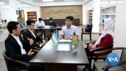 Afg'on yoshlari Termizda tahsil olmoqda