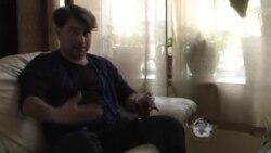 Azərbaycanlı mühacir Amerikada