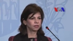امریکی مندوب جمیز ڈوبنز کا دورہ پاکستان