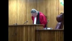 Simião Ponguane (TVM) relata julgamento dos acusados pela morte de Macie