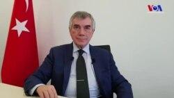 Çeviköz: 'ABD İle Türkiye'nin Diyaloğu Sürdürme Gayreti Önemli'