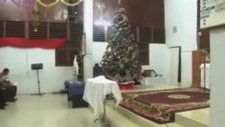 کریسمس و سالگشت سونامی در اندونزی