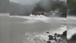 At Least 2 Dead as Typhoon Batters Philippines