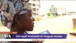 Une application en langues locales
