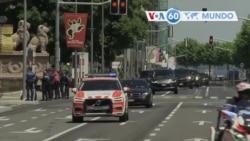 Manchetes mundo 16 Junho: Presidente Joe Biden e homólogo russo Vladimir Putin encontram-se em Genebra