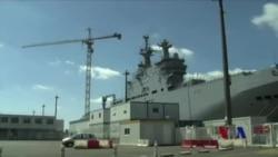 北约压力下法国冻结向俄罗斯送交军舰