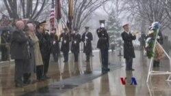 美国公民荣誉勋章表彰献身精神