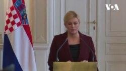 KOLINDA GRABAR KITAROVIĆ: Dužnost mi je štiti interese Hrvatske i hrvatskog naroda