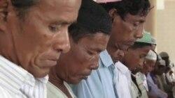 풀리지 않는 미얀마 로힝야족 갈등