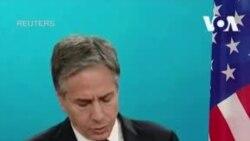 Держсекретар США про «Північний потік-2» під час прес-конференції з Маасом. Відео