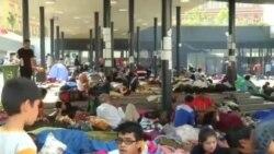 رئیس دوره ای اتحادیه اروپا خواستار تشکیل جلسه اضطراری درباره بحران مهاجرت شد