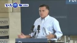 VOA美國60秒(粵語): 2012年8月3日
