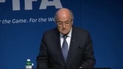 Dunia yashutshwa kujiuzulu kwa Blatter