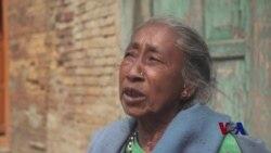 尼泊尔大地震一周年 民众反思灾后重建滞后