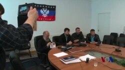亲俄分离分子计划在东乌举行联邦化公投