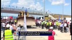 Autostradë Kosovë-Maqedoni