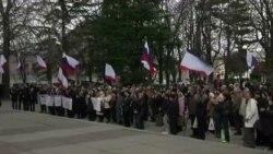 Ղրիմի խորհրդարանը որոշեց միանալ Ռուսաստանին
