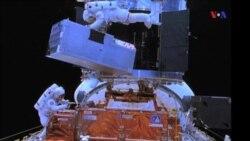 NASA-da tələbələr üçün praktiki məşqlər