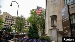 En la imagen una vista del edificio del Departamento de Estado de EE.UU. en Washington DC.