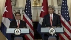 US, Cuba Restore Full Diplomatic Ties After More Than 50 Years