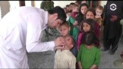 Глобальная борьба с полиомиелитом еще не окончена