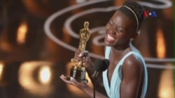 Vai trò mới của nữ minh tinh đoạt giải Oscar Nyong'o: Người gương mẫu