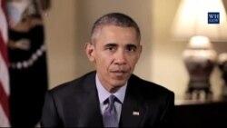 اوباما درباره تهدیدات تروریستی برای مردم آمریکا سخنرانی می کند