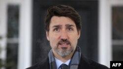 加拿大總理杜魯多。