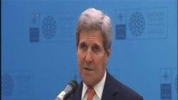 克里稱烏克蘭和平協議處於關鍵時刻