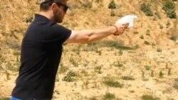 Plastični pištolj iz štampača uspješno ispaljuje metke