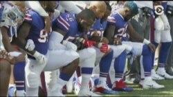 Заявления Трампа о протестах во время гимна вызвали возмущение у спортсменов