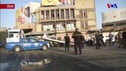 Bağdat'ta Çifte İntihar Saldırısı
