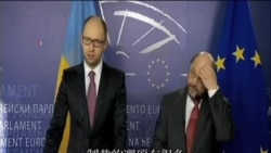 2014-03-06 美國之音視頻新聞: 歐盟凍結18名烏克蘭前政府官員資產