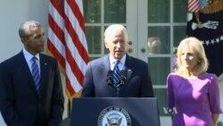 Biden Decides Not to Run for President