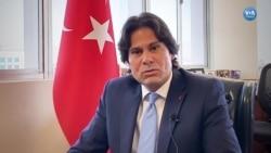 """""""Öncelik Türkler'in ve Konsolosluk Personelinin Güvenliği"""""""